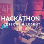 hackathon-lessons-learnt
