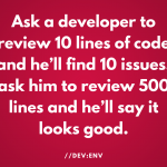 code-review-devenv